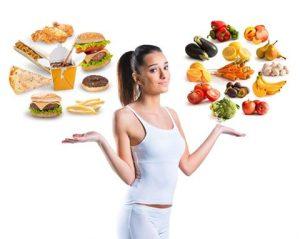 quale cibo scegliere?